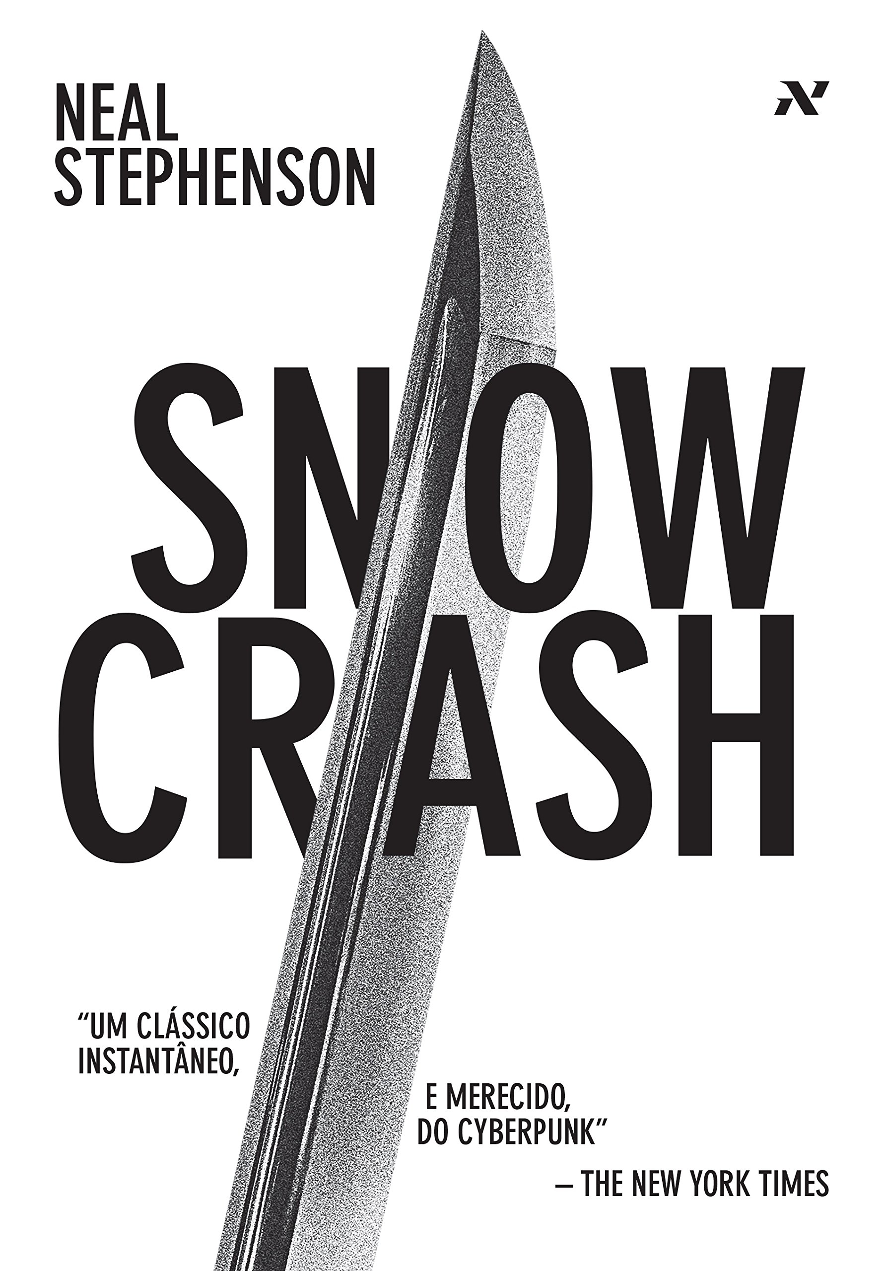 Resenha | Snow Crash (Nevasca) – Neal Stephenson