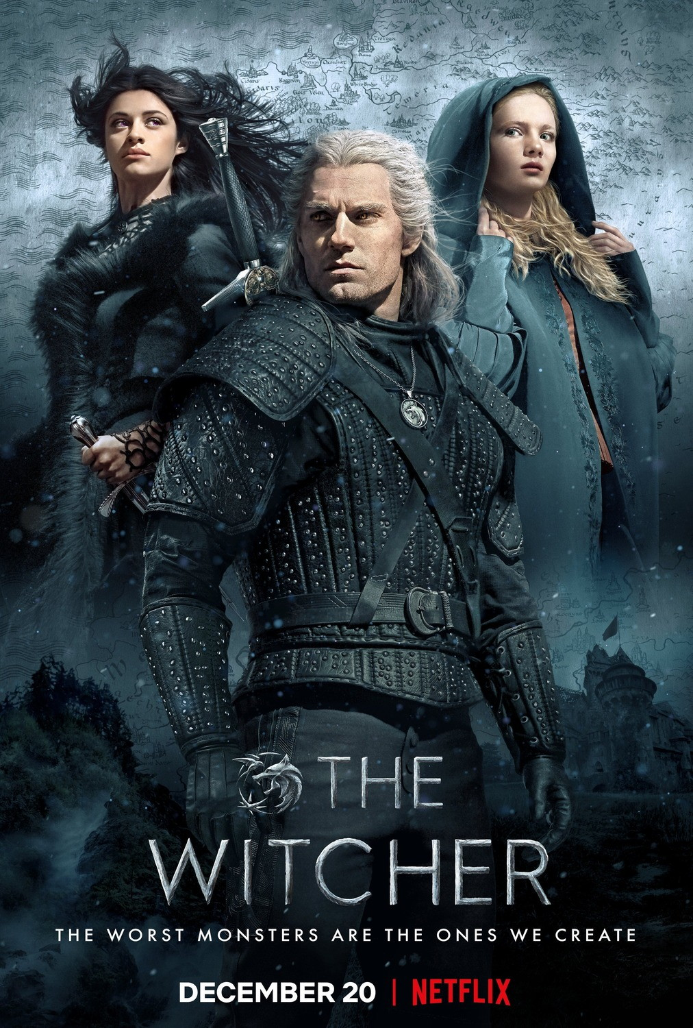 Review | The Witcher – 1ª Temporada